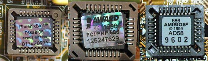 BIOS, ремонт компьютера, ноутбука, звуковые сигналы Bios