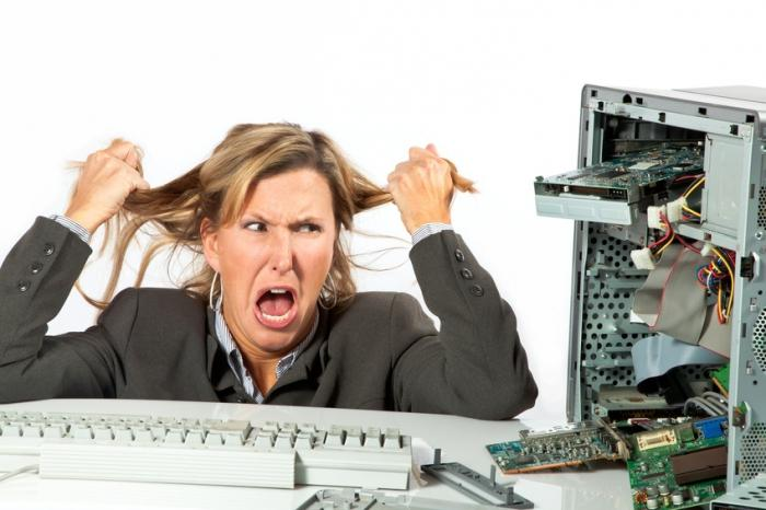 Перезагружается компьютер