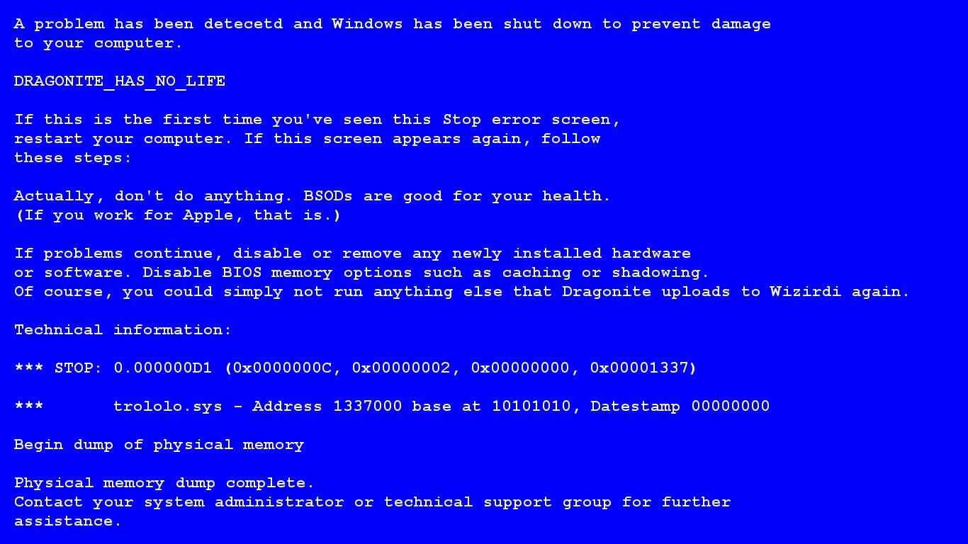 Потом смотрю результат после перезагрузки. Нагружаю комп игрой либо программой S&M к примеру. Если комп выключится или перезагрузится нужно обратить внимание на то выходит ли «синий экран смерти»( Stop ошибка, BSOD)